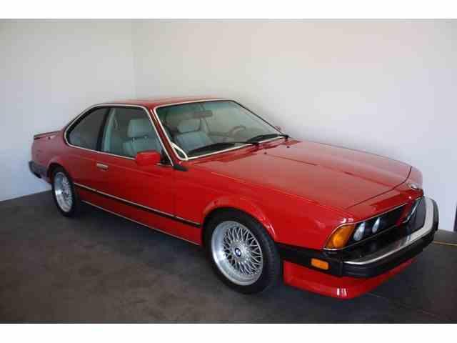 1987 BMW M6   983990