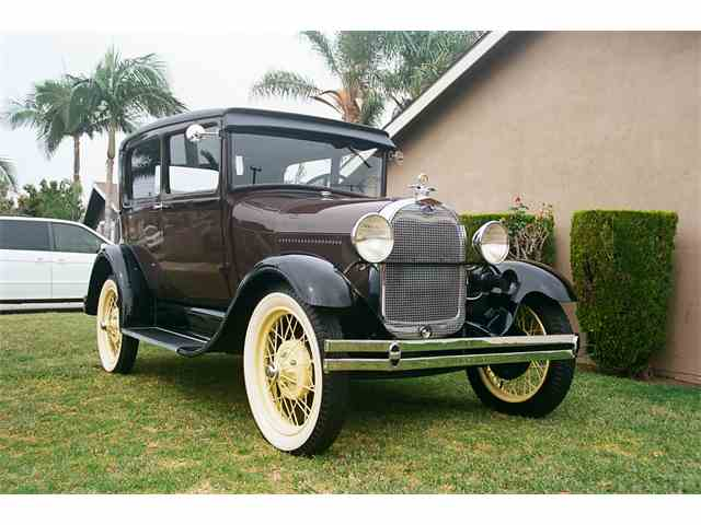 1929 Ford Model A | 983991