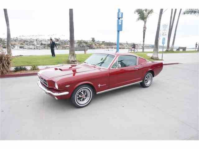 1965 Ford Mustang | 983993