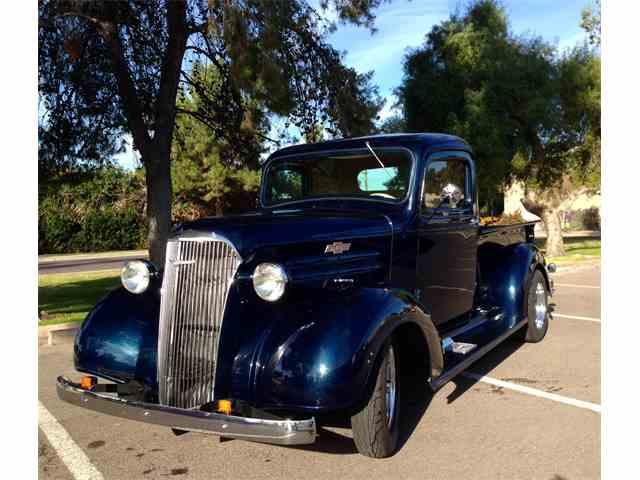 1937 Chevrolet 1/2 Ton Pickup | 983995