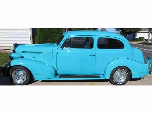 1937 Pontiac Silver Streak | 980040