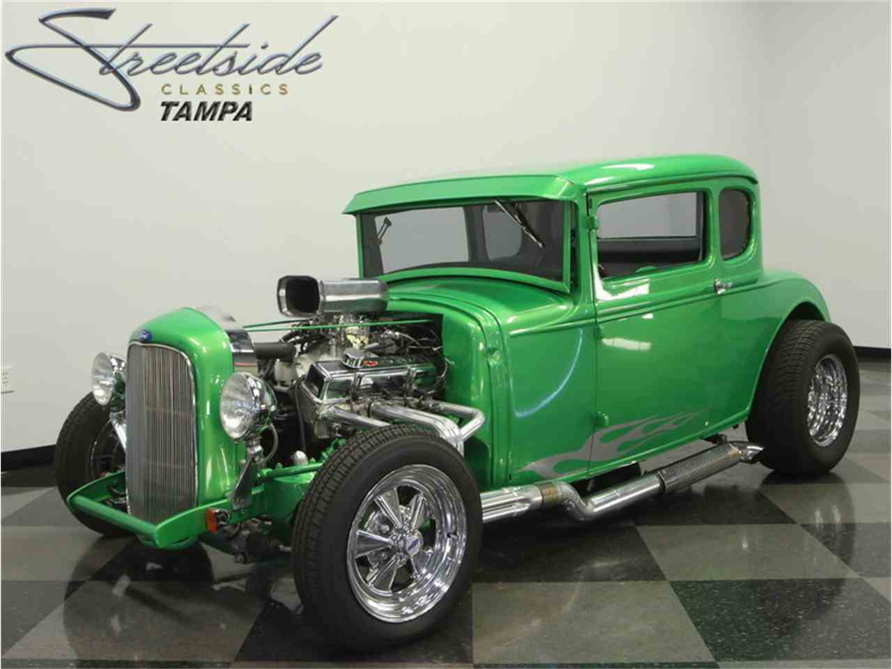 1931 ford 5 window coupe for sale cc. Black Bedroom Furniture Sets. Home Design Ideas