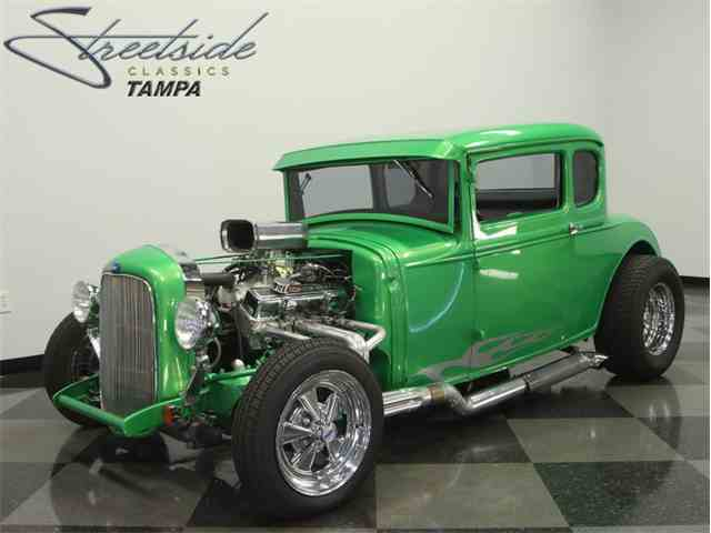 1931 Ford 5-Window Coupe | 980400