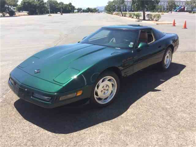 1993 Chevrolet Corvette ZR1 | 984001