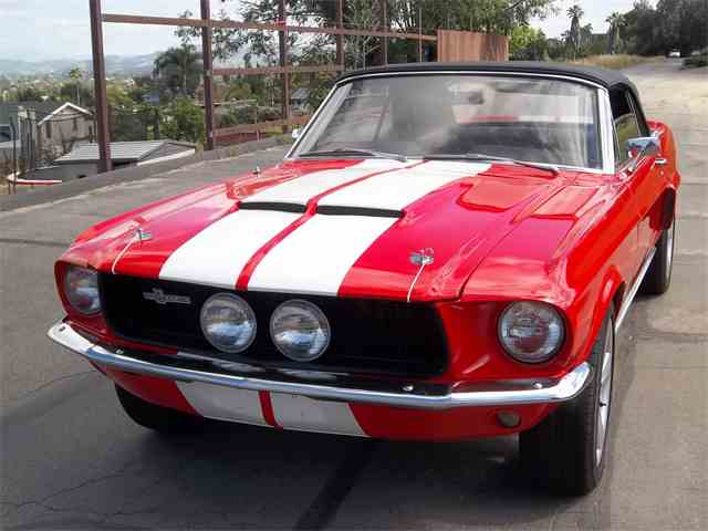 1967 ford mustang 984007 - 1967 Ford Mustang Coupe