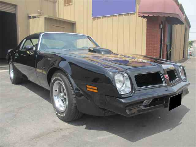 1976 Pontiac Firebird Trans Am | 984009