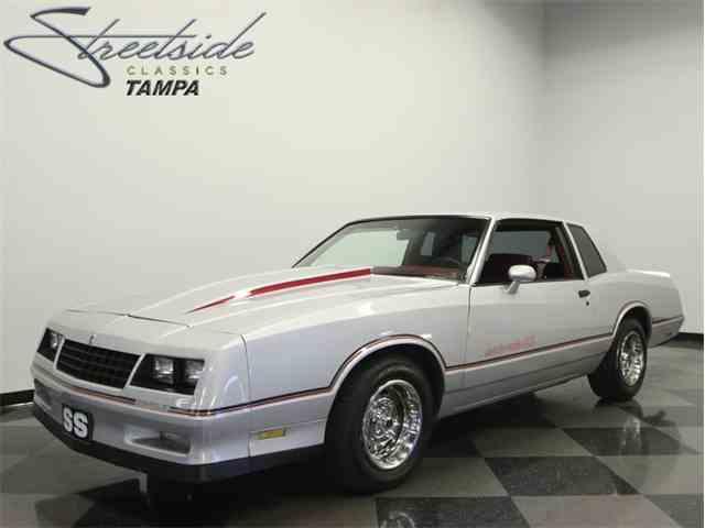 1985 Chevrolet Monte Carlo SS | 980401