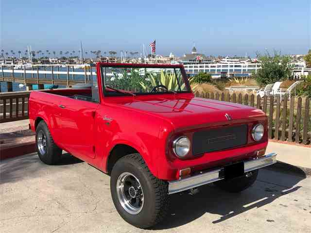 1965 International Harvester Scout 800 | 984011