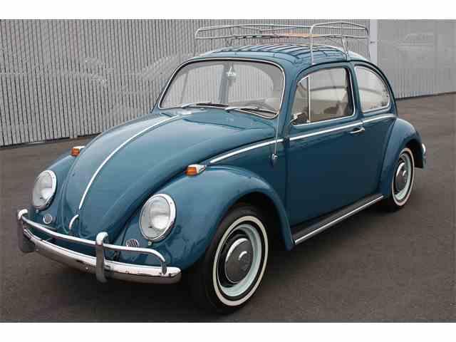 1966 Volkswagen Beetle | 984012