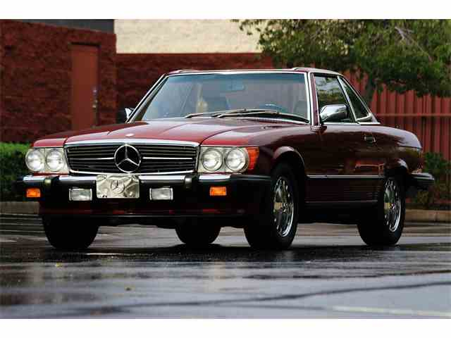 1988 Mercedes-Benz 560SL | 984015