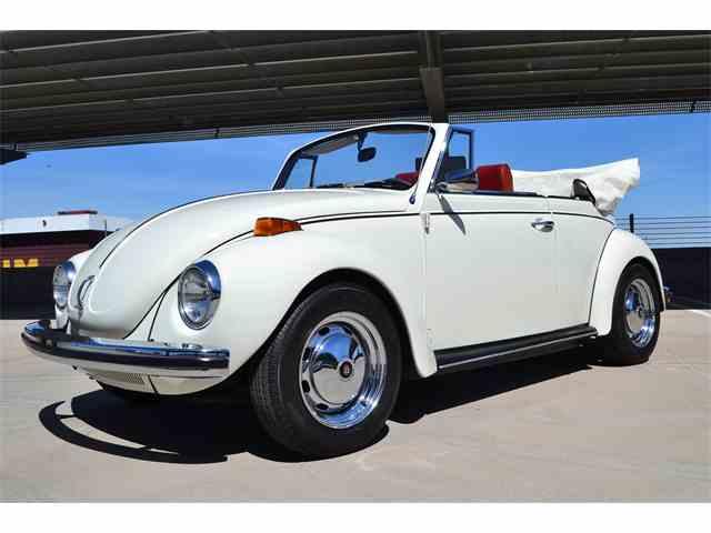 1971 Volkswagen Super Beetle | 984016
