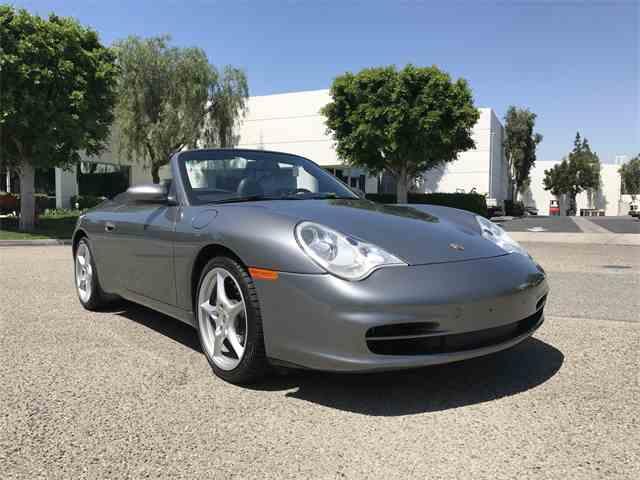 2002 Porsche Carrera | 984019