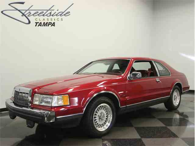 1990 Lincoln Continental Mark II | 980402