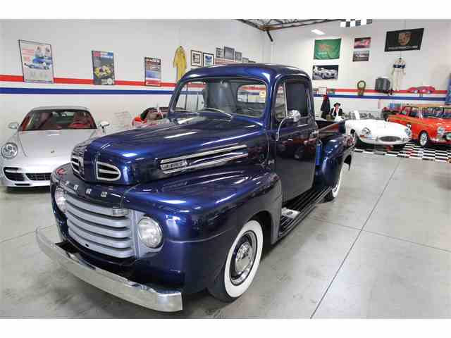 1950 Ford F1 | 984024