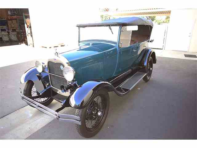 1929 Ford Model A | 984027