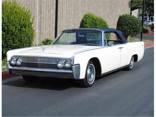 1963 Lincoln Continental | 984029