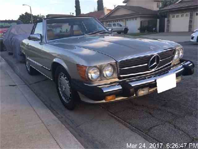 1988 Mercedes-Benz 560SL | 984031