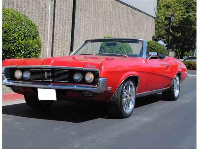 1969 Mercury Cougar | 984032