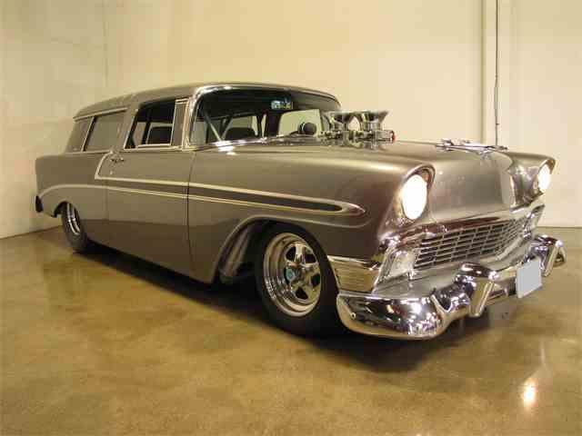1956 Chevrolet Nomad | 984034