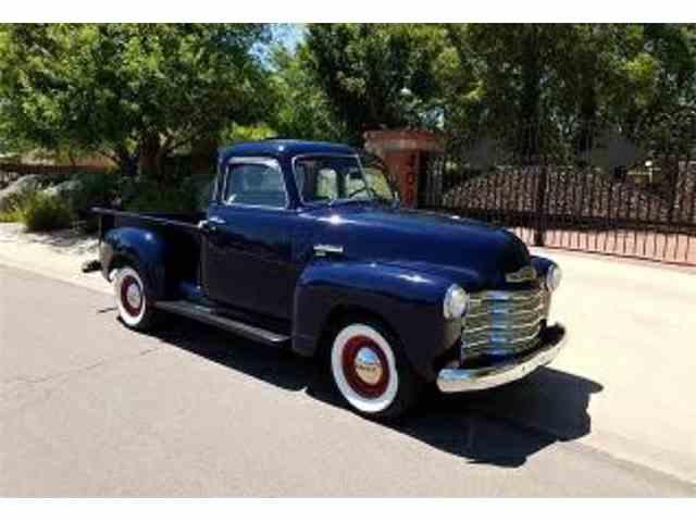1950 Chevrolet 3100 | 984036