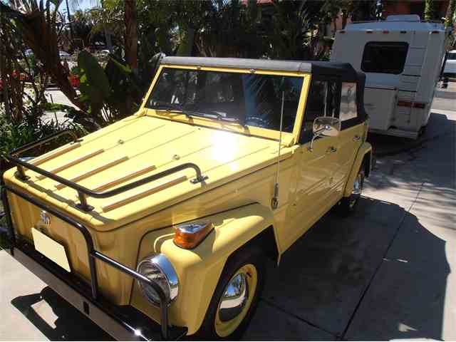 1973 Volkswagen Thing | 984039
