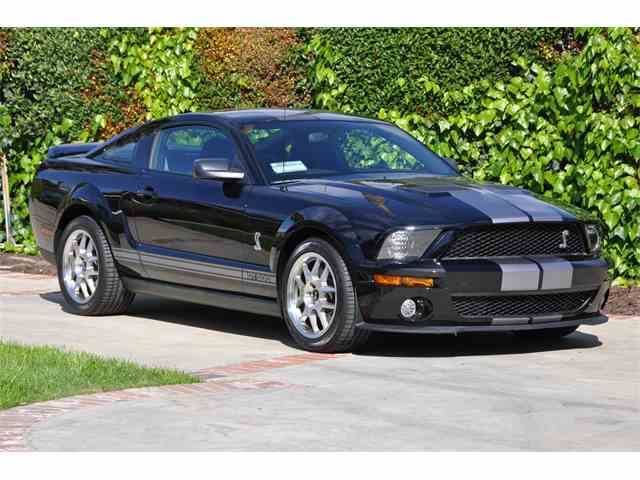 2007 Shelby GT500 | 984040