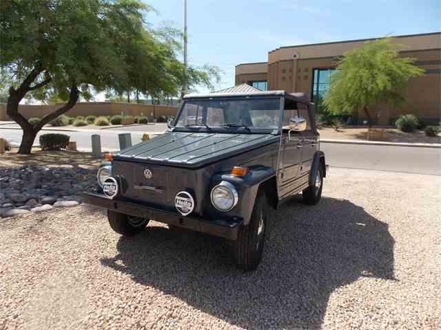 1973 Volkswagen Thing | 984041