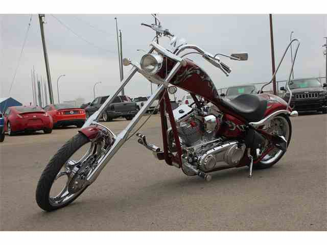 2009 Big Dog Motorcycle | 984043