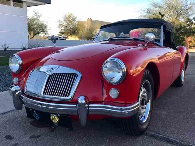 1958 MG Antique | 984044