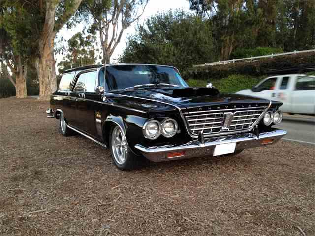 1963 Chrysler New Yorker Resto Mod | 984048