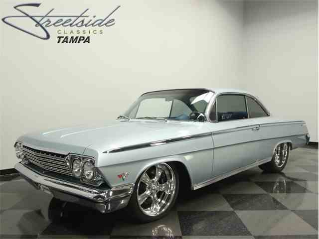 1962 Chevrolet Bel Air Bubbletop Resto Mod | 980405