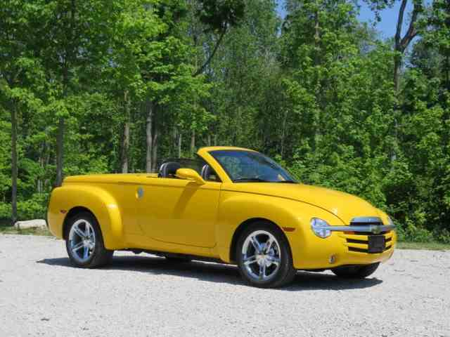 2004 Chevrolet SSR | 984070