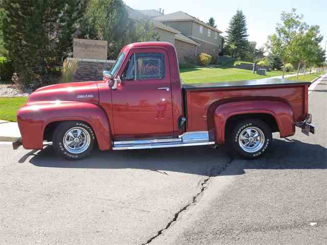 1953 Ford F100 | 984076