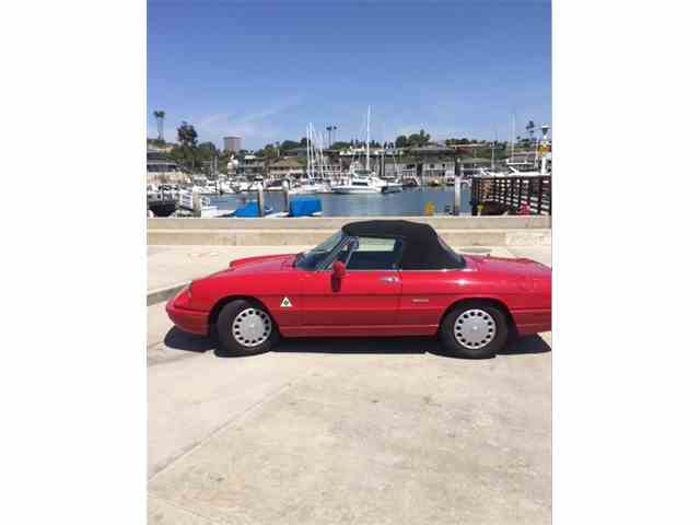Picture of '91 Spider located in Newport Beach CALIFORNIA - L3BO
