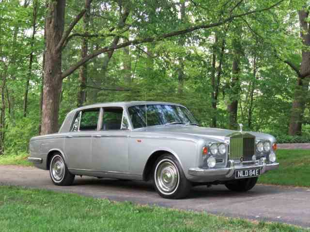 1967 Rolls-Royce Silver Shadow | 984087