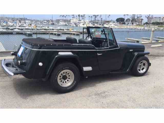 1948 Willys-Overland Jeepster | 984091