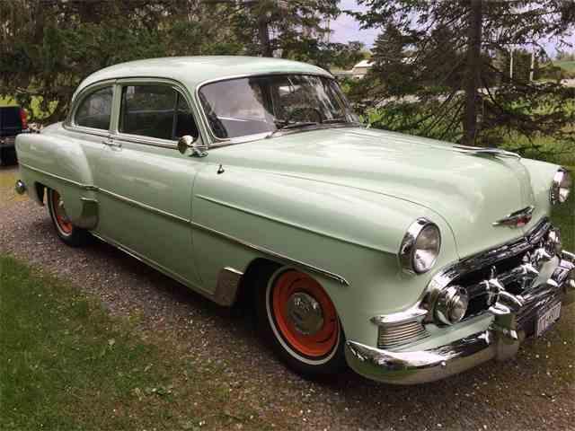 1953 Chevrolet 210 | 984093