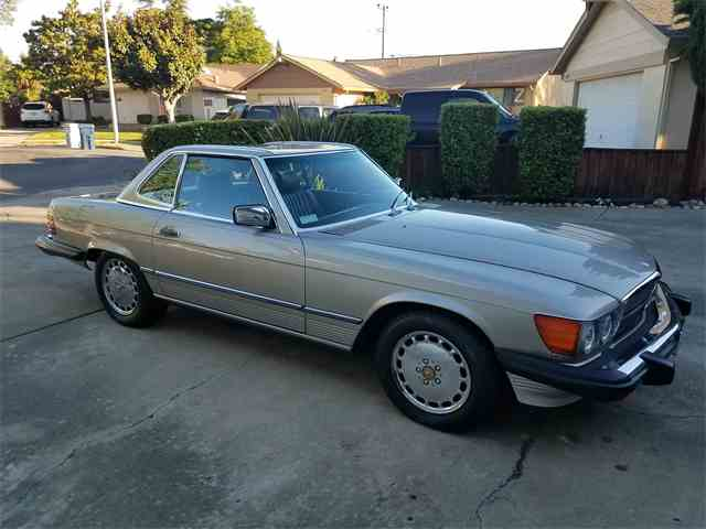 1989 Mercedes-Benz 560SL | 984094