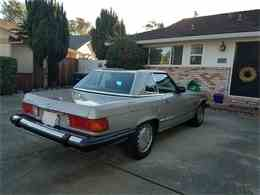Picture of '89 Mercedes-Benz 560SL located in Bay Area California - L3BY