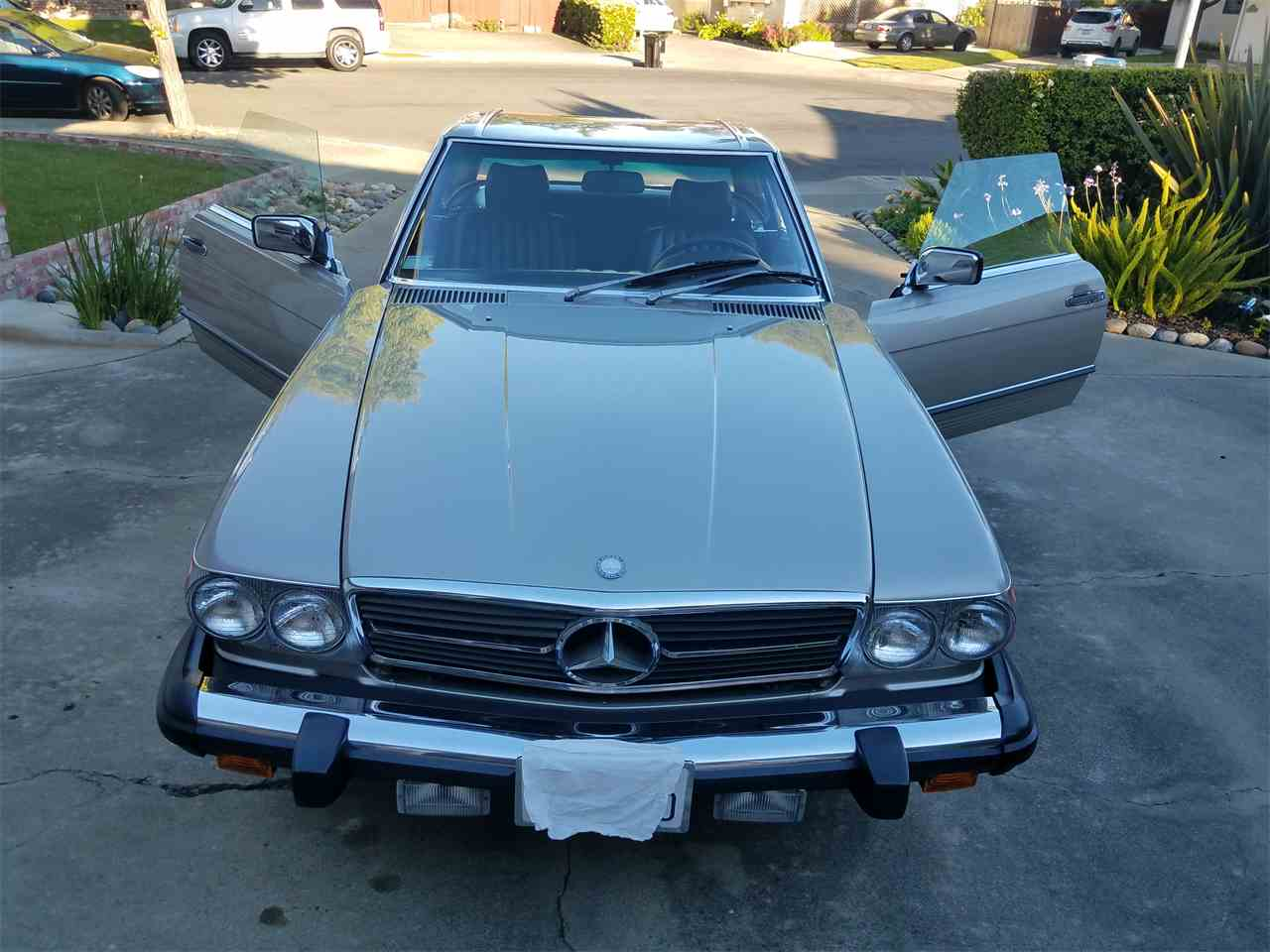 Large Picture of '89 Mercedes-Benz 560SL - L3BY