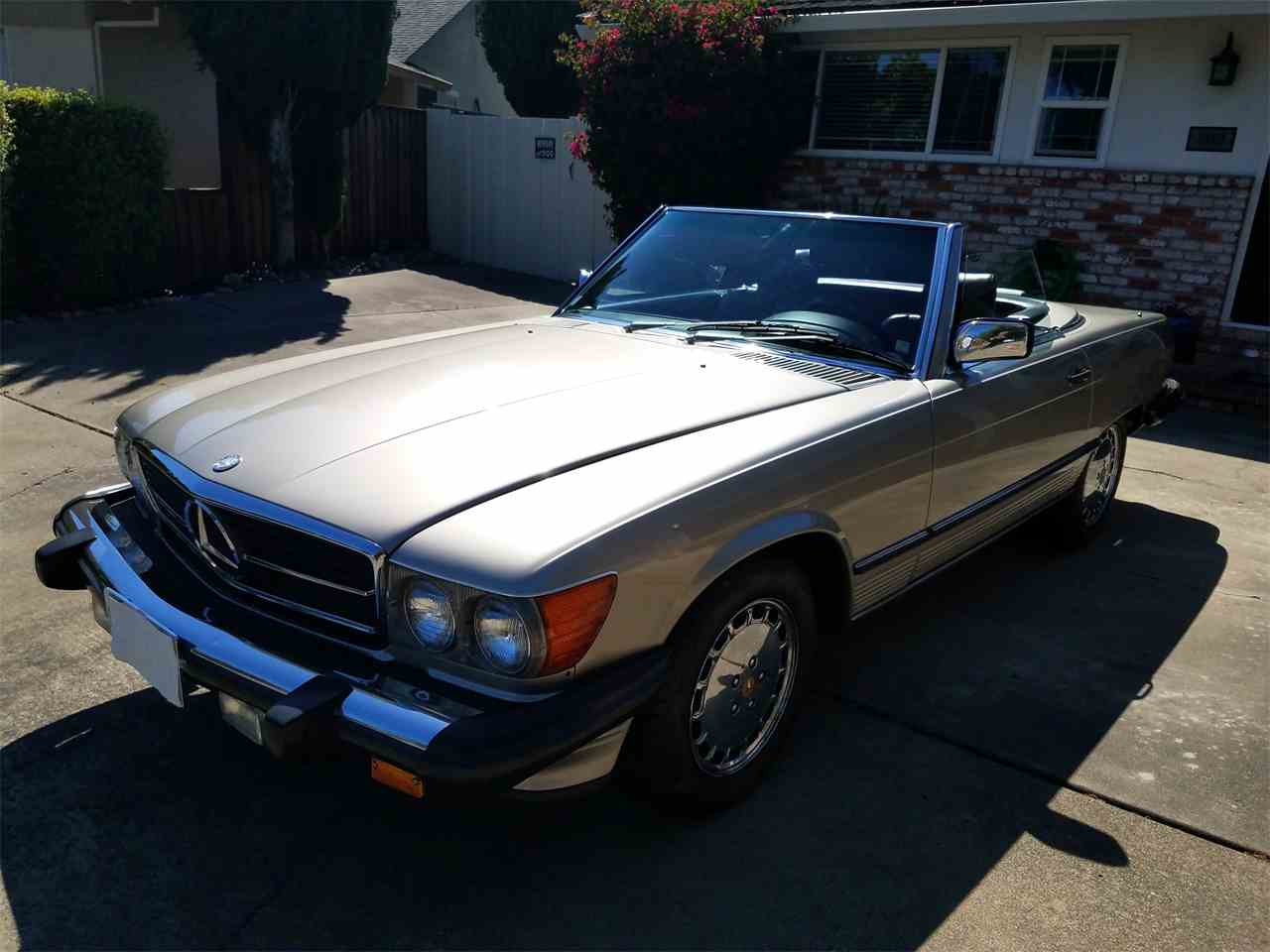 Large Picture of 1989 Mercedes-Benz 560SL - $15,695.00 - L3BY