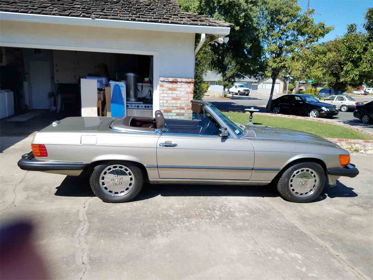 Large Picture of '89 560SL located in Bay Area California - $15,695.00 - L3BY