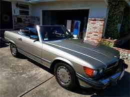 Picture of '89 Mercedes-Benz 560SL Offered by a Private Seller - L3BY