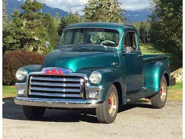 1954 GMC 100 | 984105