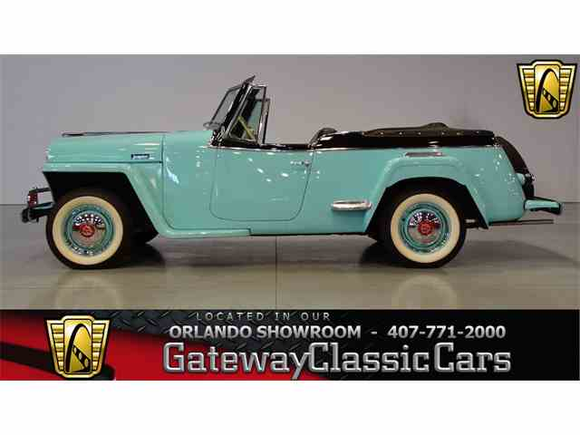 1948 Willys Jeepster | 984107