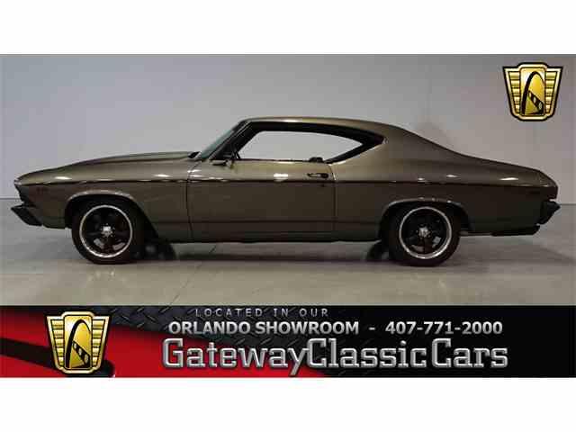 1969 Chevrolet Chevelle | 984110