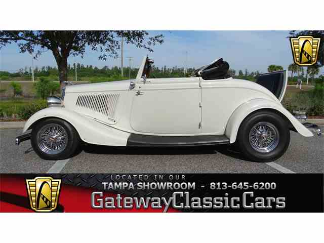 1934 Ford Cabriolet | 984115