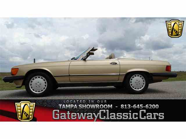 1987 Mercedes-Benz 560SL | 984116