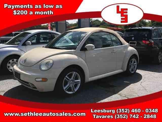 2005 Volkswagen Beetle | 984120