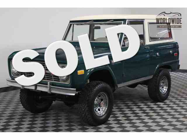 1976 Ford Bronco | 984133